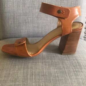 Women's Nine West sandals, size 10